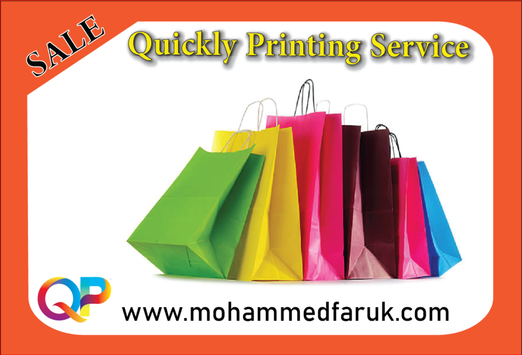 Shopping Bag Printing